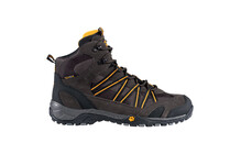 JACK WOLFSKIN Crosshike Mid Texapore Men ombre noir